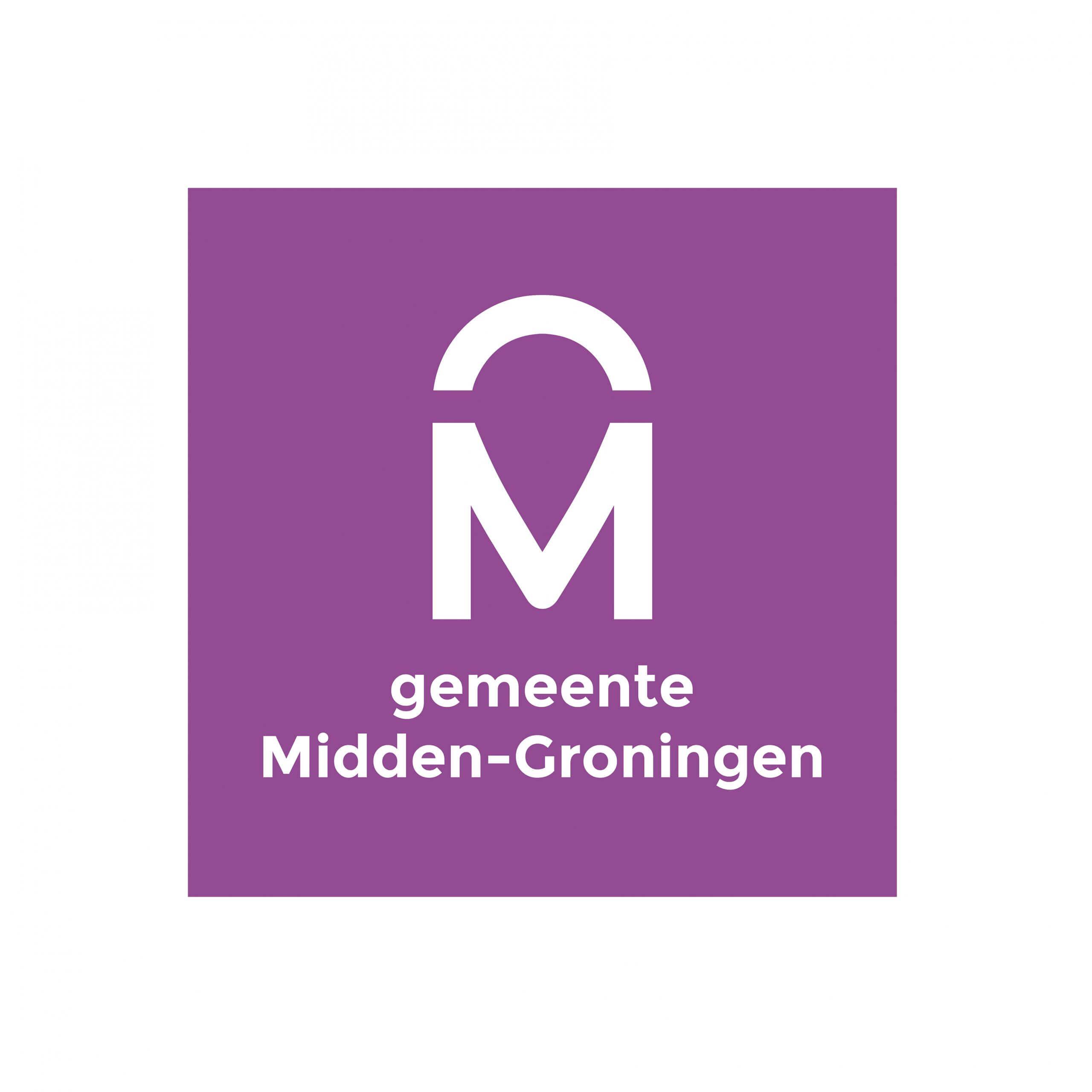 Logo gemeente midden groningen
