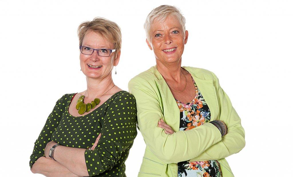 Rita en Lucie van Noordcoach